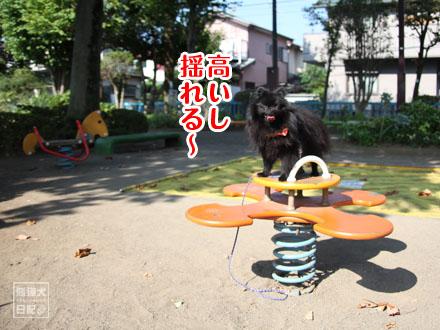 公園の遊具②
