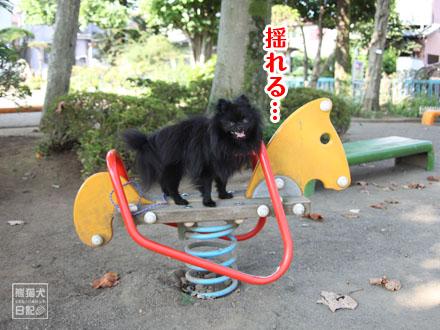 公園の遊具①