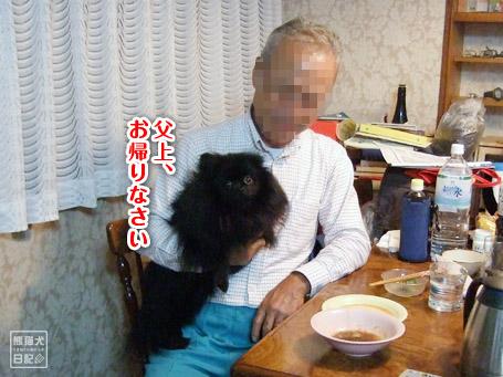 20111102_親父、真熊を溺愛1