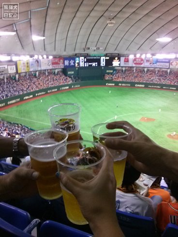 20140810_プロ野球観戦3