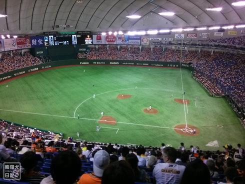 20140810_プロ野球観戦1