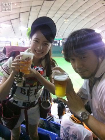 20140810_プロ野球観戦7