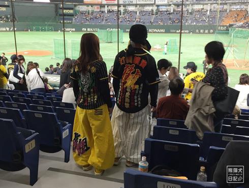 20180331_プロ野球開幕戦7