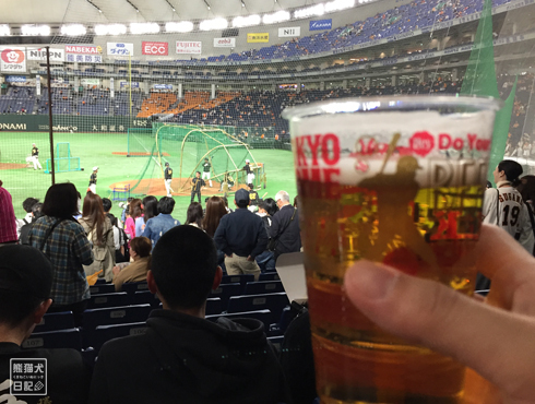 20180331_プロ野球開幕戦8
