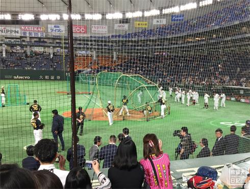 20180331_プロ野球開幕戦9