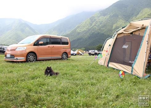 20180629_真熊のキャンプ9