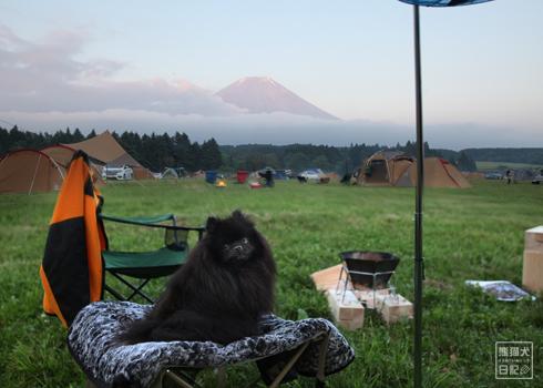 ようやく今年の初キャンプ