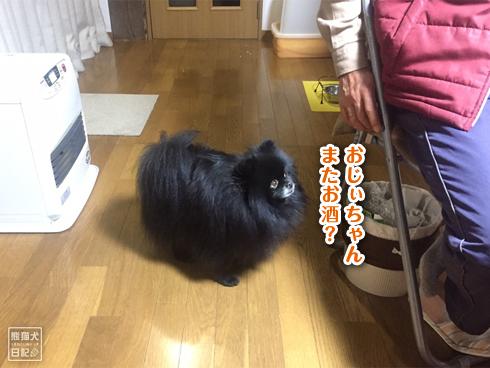 20200122_志熊と晩酌と4